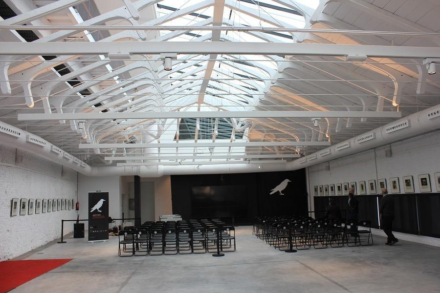 Sala  polivalente Espacio Mercado. Foto_Ruth Holgado.
