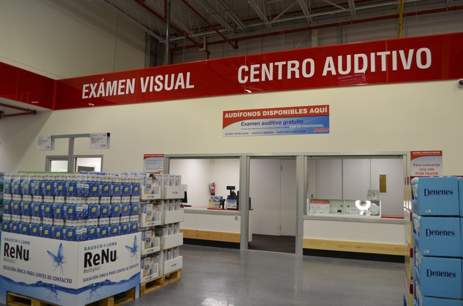 Centro Auditivo, taller, y gasolina a precios competitivos