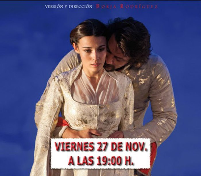 Alcorc n la hermosa jarifa este viernes en el teatro - Teatro buero vallejo alcorcon ...