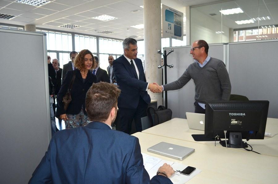 M stoles el vivero de empresas triplicar su capacidad for Vivero alcorcon