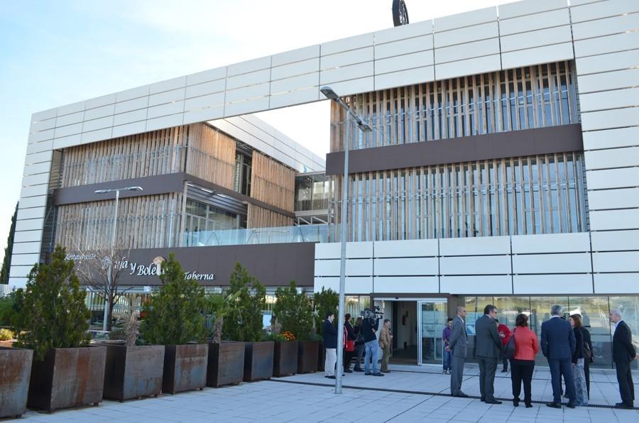 M stoles el vivero de empresas un centro para incubar for Vivero alcorcon