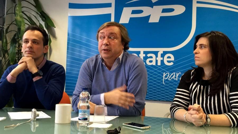 Getafe denuncias procesos y peticiones el pp presenta - Ramon soler madrid ...