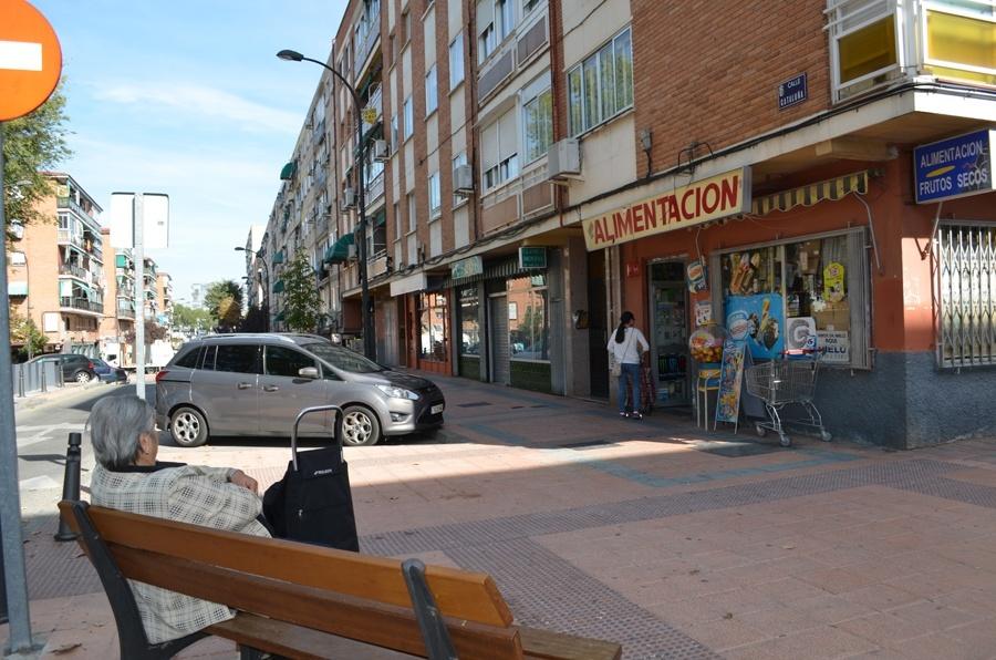 Barrio de Las Margaritas, uno de los más antiguos de la ciudad. Foto_ Sonia Baños