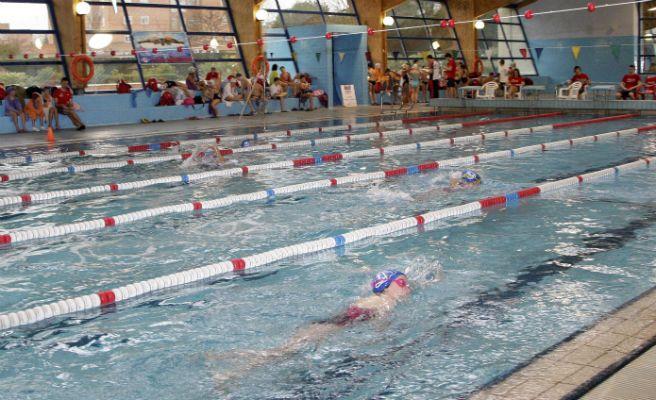 piscina Municipal del Polideportivo de Villafontana
