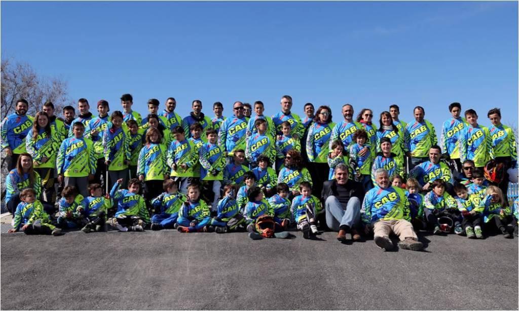 Foto de familia (imagen Ayuntamiento de Móstoles)
