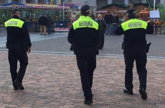 Policia Leganes