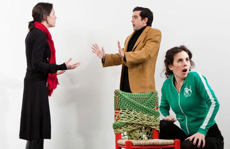 '¿Qué hacemos con la abuela?, por la compañía Teatro Foro
