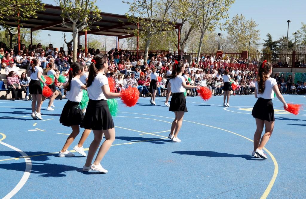 Olimpiadas Colegio Villaeuropa 12