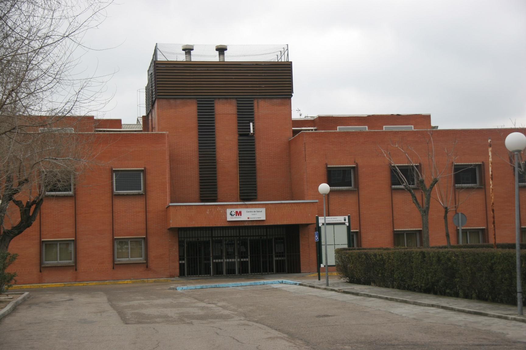PARLA Centro Salud Isabel II