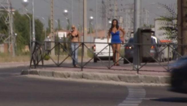 prostitutas getafe videos prostitutas
