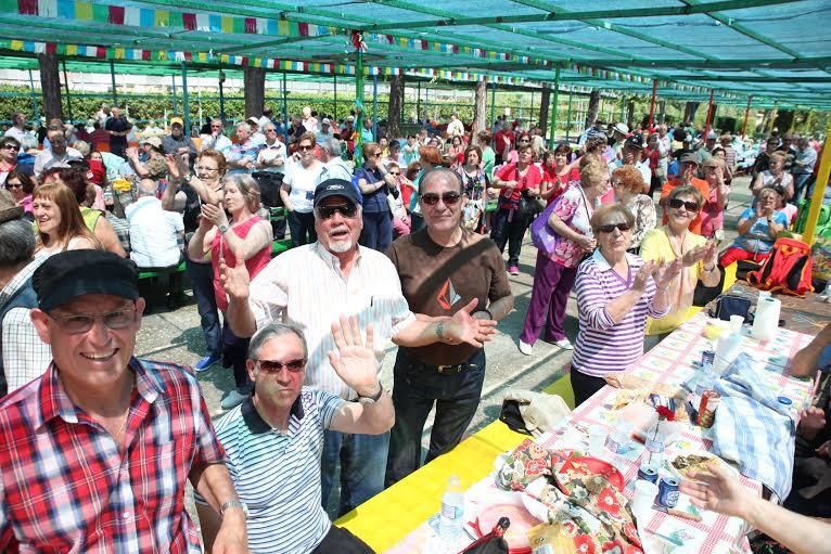 Fuenlabrada llega a fuenlabrada su particular fiesta de for Piscina municipal mostoles