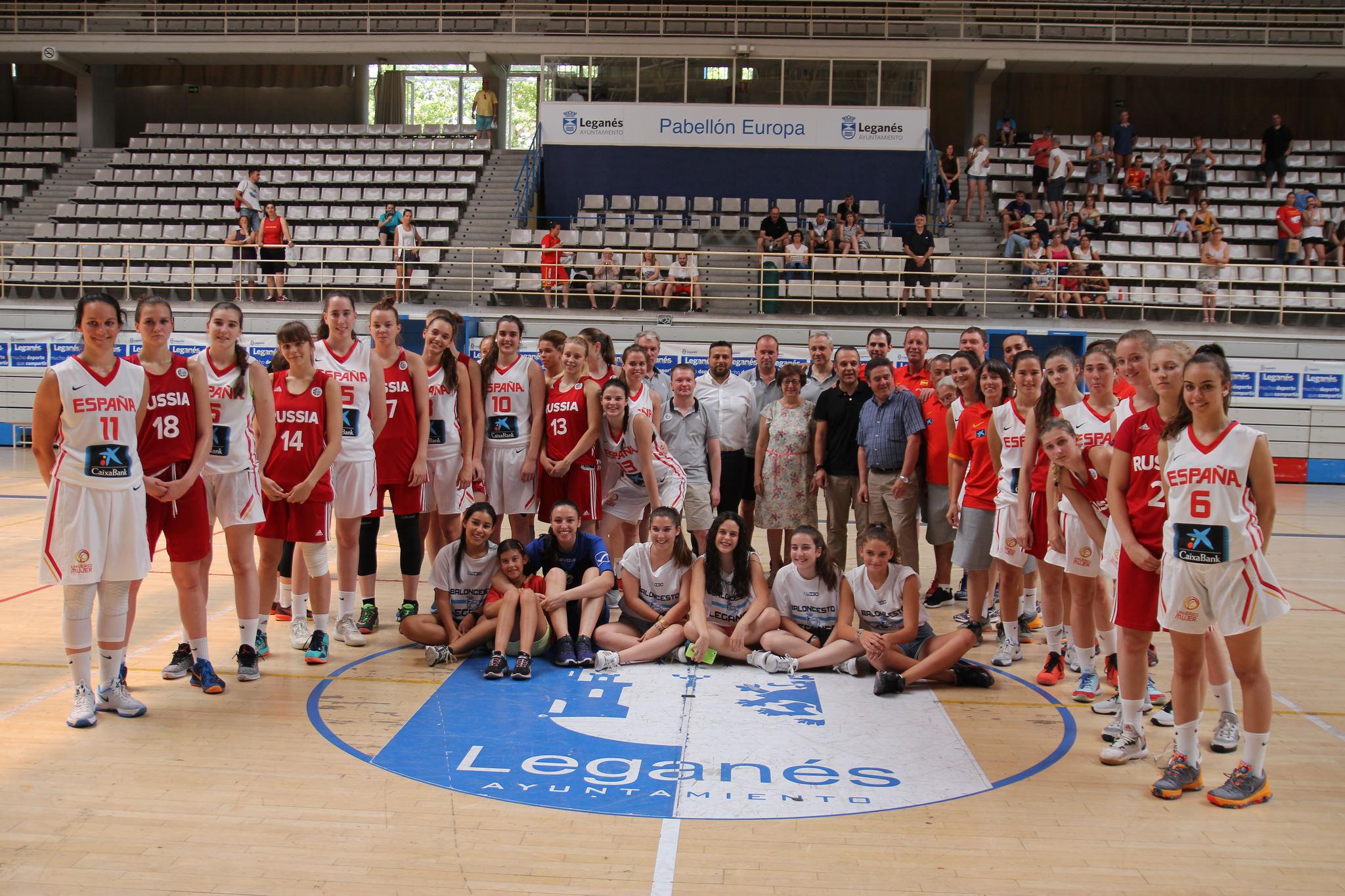 1. Foto Federación de Baloncesto de Madrid