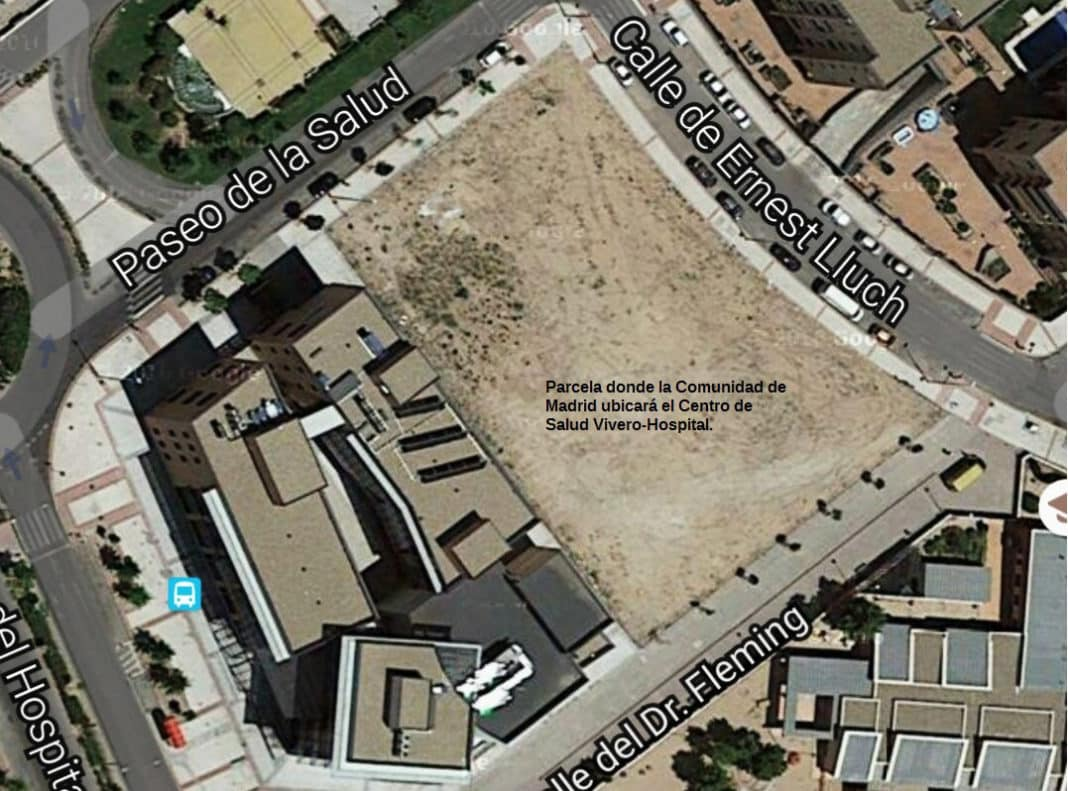 Fuenlabrada la comunidad construir en 2017 el centro de - Vivero madrid centro ...