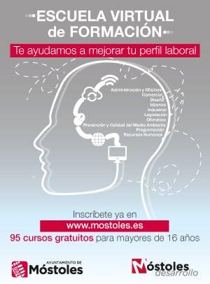 Móstoles Escuela Virtual de Formación