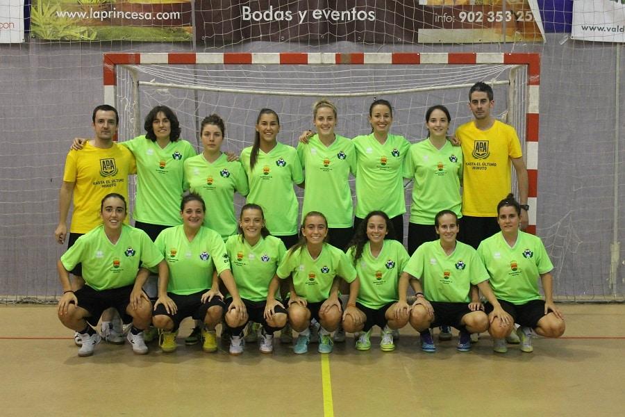 Image Result For Futbol Sala Alcorcon Femenino