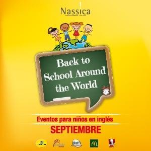 NASSICA - Vuelta al cole