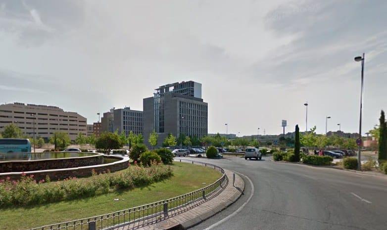 Alcorc n se ratificar la cesi n de una parcela para - Parque oeste alcorcon ...