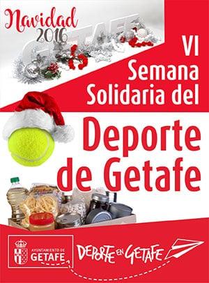 Semana Solidaria del Deporte de Getafe