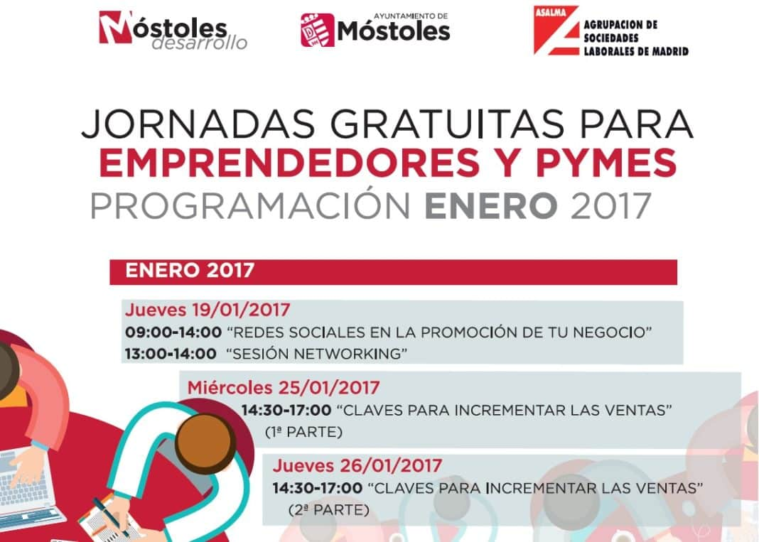 M stoles tv local for Oficina de empleo mostoles