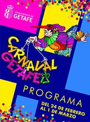 Carnaval Getafe 2017