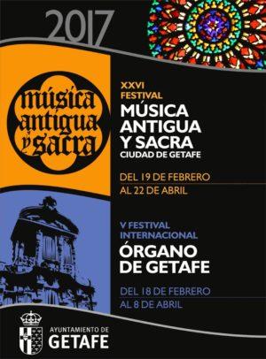 Festival Música Antigua y Sacra Getafe
