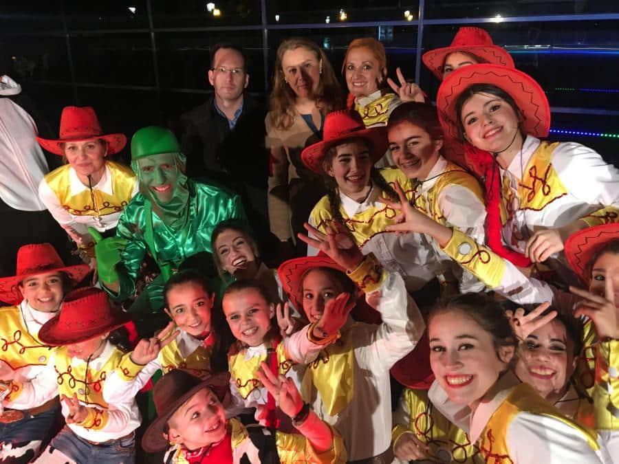 Baila junto con Leena Qadi en sus Eventos y Espectáculos