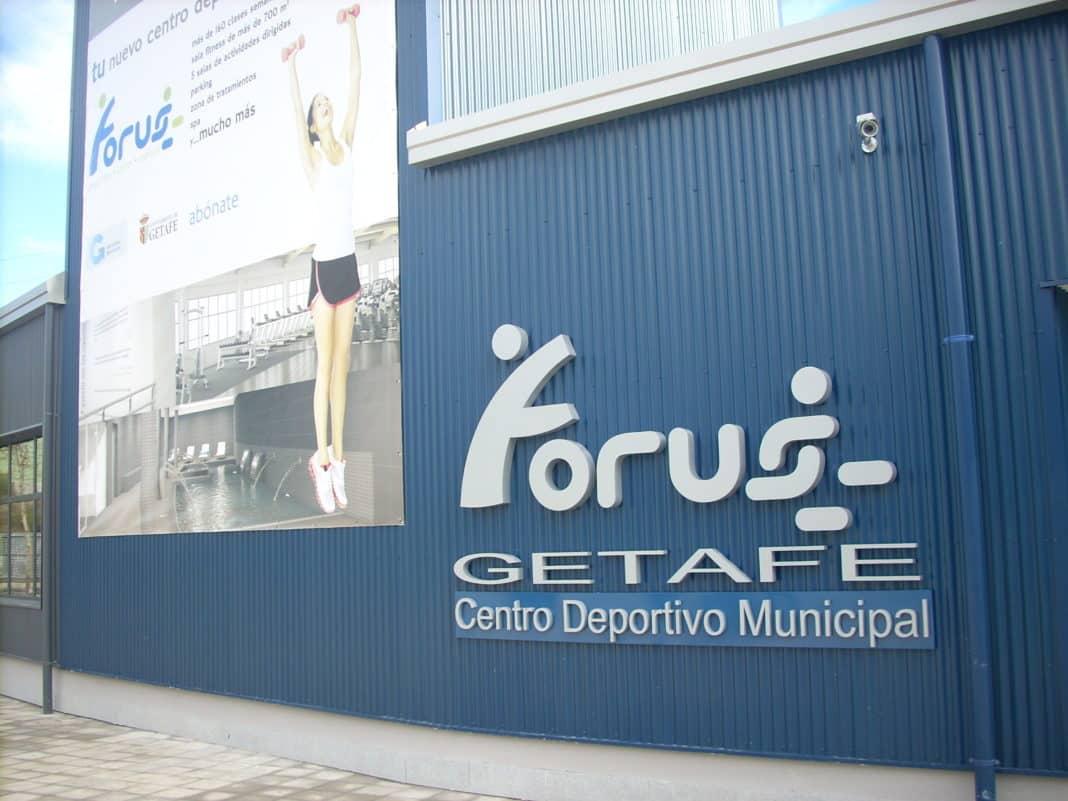 Getafe forus firm un contrato con el anterior gobierno for Gimnasio forus