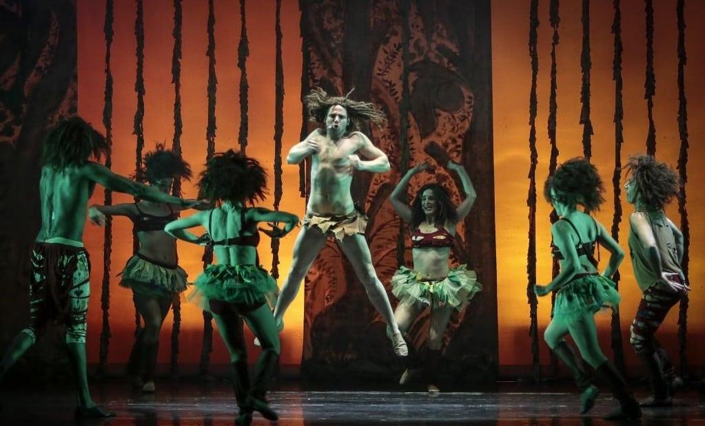 Alcorc n el universo de tarz n llega este domingo al - Teatro buero vallejo alcorcon ...