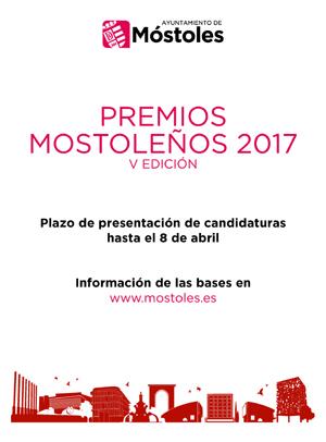 Premios Mostoleños 2017