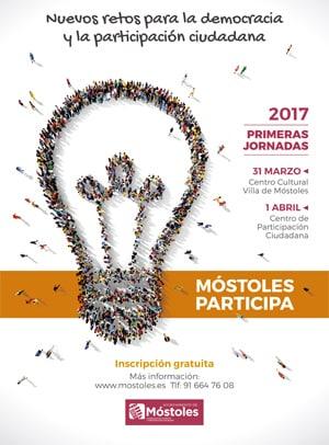 Jornada Móstoles Participa