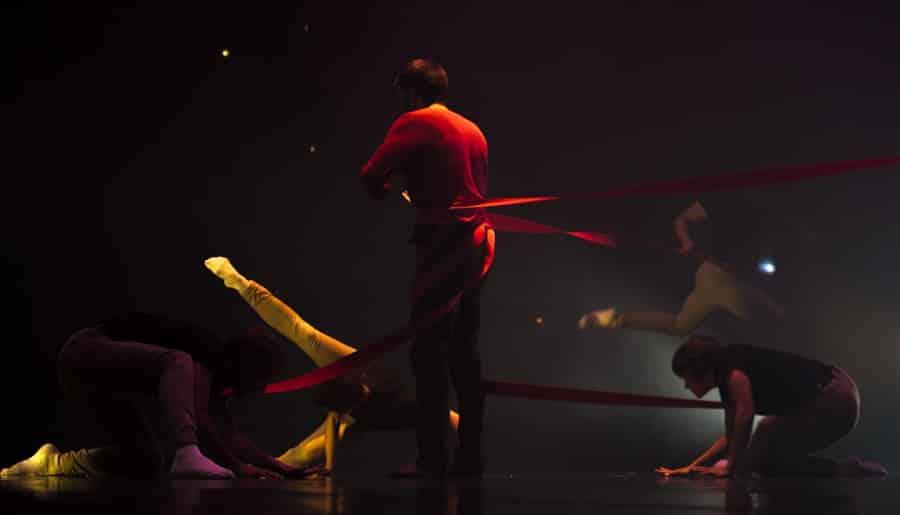Alcorc n el espect culo de danza contempor nea 34 35 - Teatro buero vallejo alcorcon ...