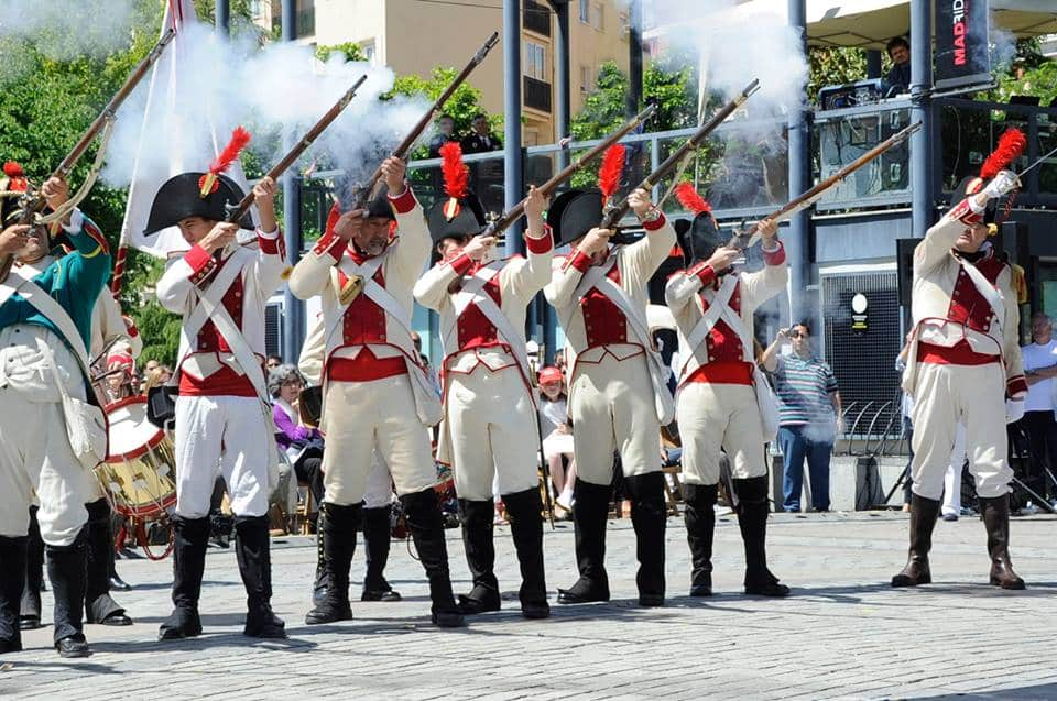 Regional aprobados los doce d as festivos del calendario for Eventos madrid mayo 2017