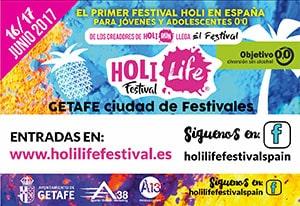 Holi Fest Getafe 2017