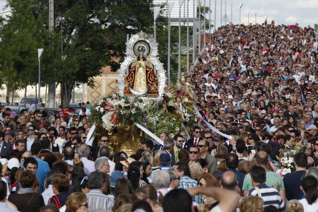 Getafe Fin De Fiesta: GETAFE/ El 25 De Mayo Es La Bajada De La Virgen De Los