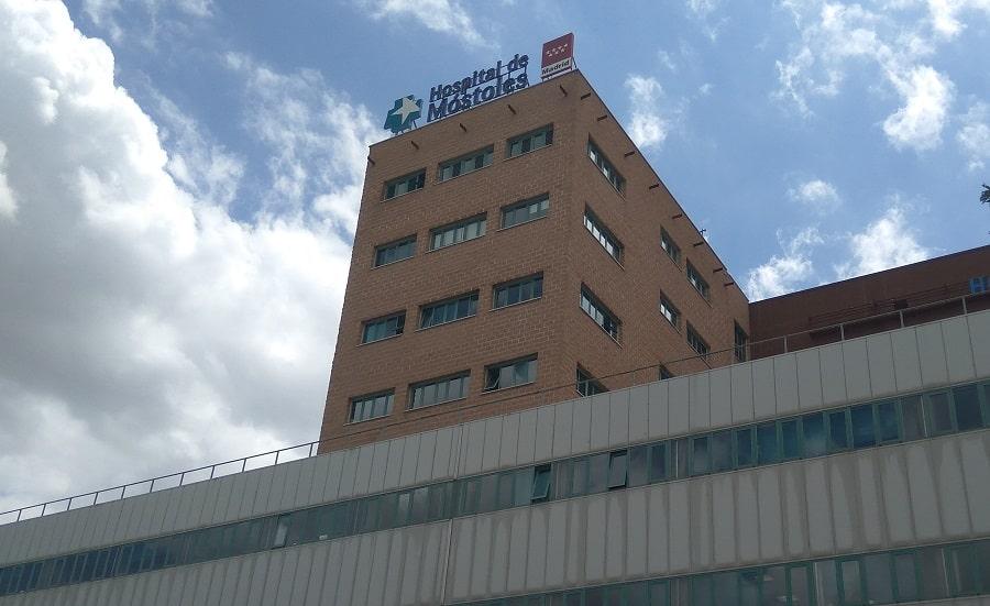 Resultado de imagen de hospital de mostoles