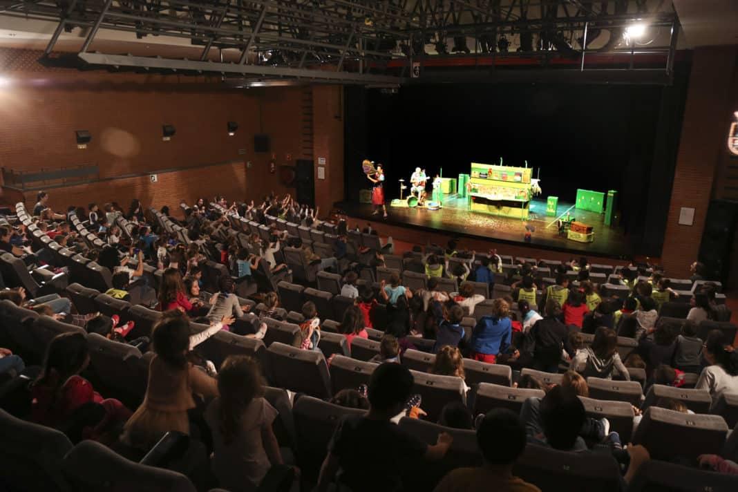LEGANÉS / Arranca la programación de teatro escolar, donde ...