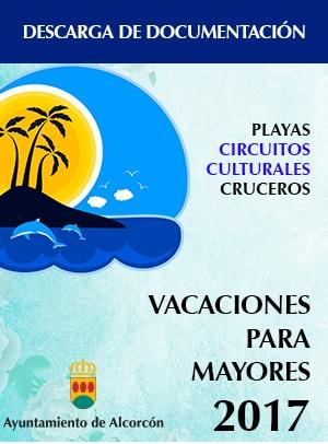 Vacaciones para Mayores Alcorcón