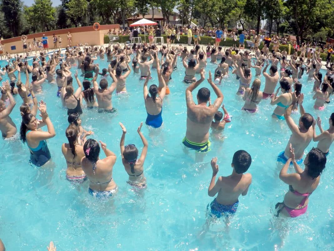 Fuenlabrada las piscinas municipales abren este s bado for Piscina municipal fuenlabrada 2017