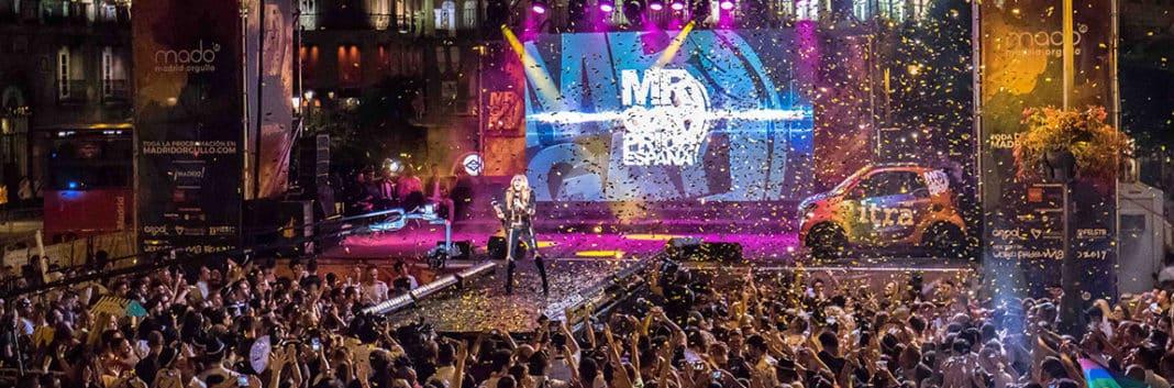 Regional m sica y diversidad para celebrar que madrid es for Puerta del sol 2017