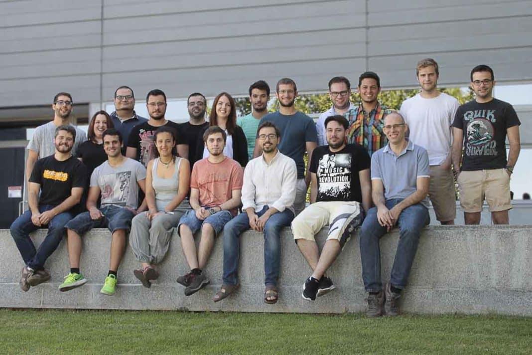 mÓstoles/ una empresa de diseño textil en 3d, primera 'spin off