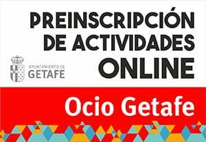 Ocio Getafe - Actividades online