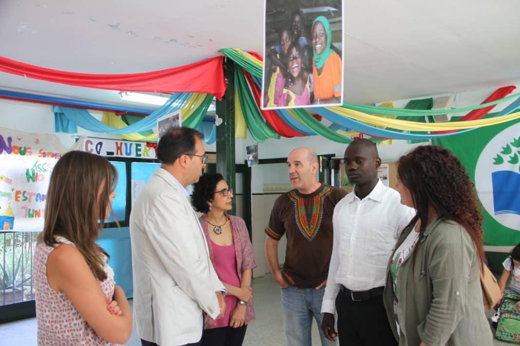 Leganés El Colegio Calderón De La Barca Realiza Un Proyecto Para Eliminar El Racismo Y Conocer La Realidad De Senegal Noticias Para Municipios
