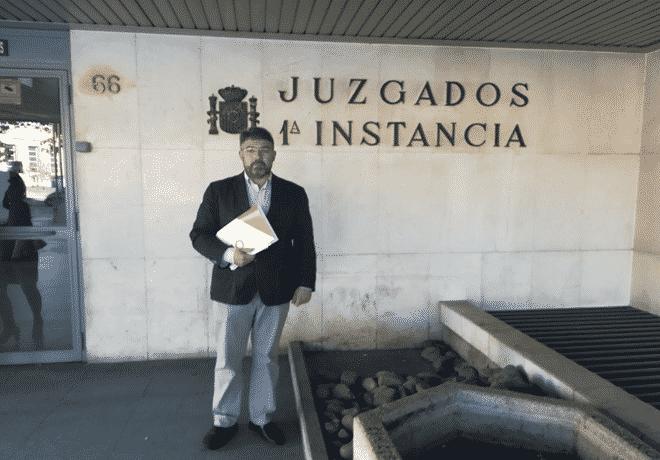 Aranjuez cs entrega al juez documentos sobre posibles for Juzgados de aranjuez