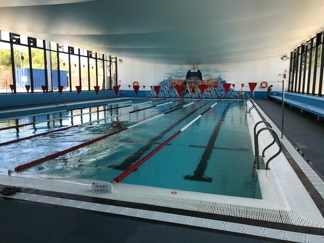 piscina cubierta alcala de guadaira trendy imagen de la