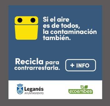 Ecoembes Ayuntamiento Leganés