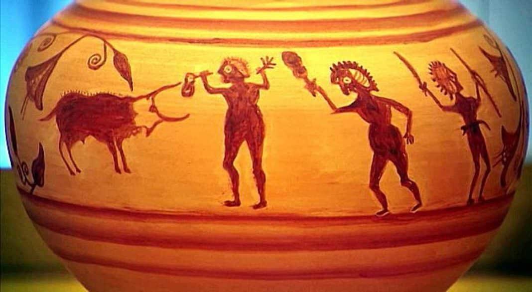 Alcorc n el espacio alfarero acoge desde este lunes for Origen de la ceramica