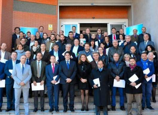 Agencia empleo noticias para municipios for Oficina empleo parla