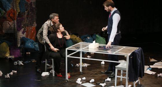 MÓSTOLES/ El Teatro El Soto acoge este viernes 3 la obra `Nada que ...