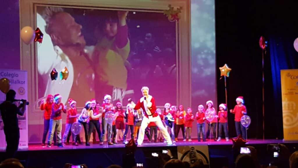 Alcorc n el teatro buero vallejo acoge este s bado 16 la gala solidaria navide a de diverclub - Teatro en alcorcon ...