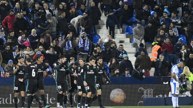 Minuto A Minuto Getafe 1 Real Sociedad 0: LEGANÉS/ Leganés 0-1 Real Madrid/ Asensio Fue El
